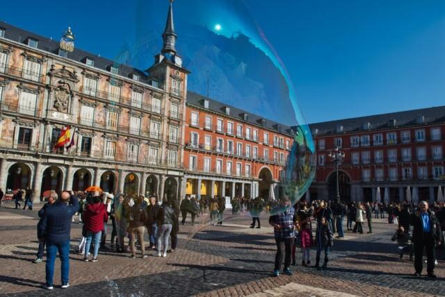 Plaza Mayor – Madrid