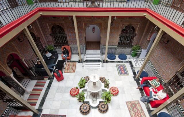 Cat's Hostel Madrid
