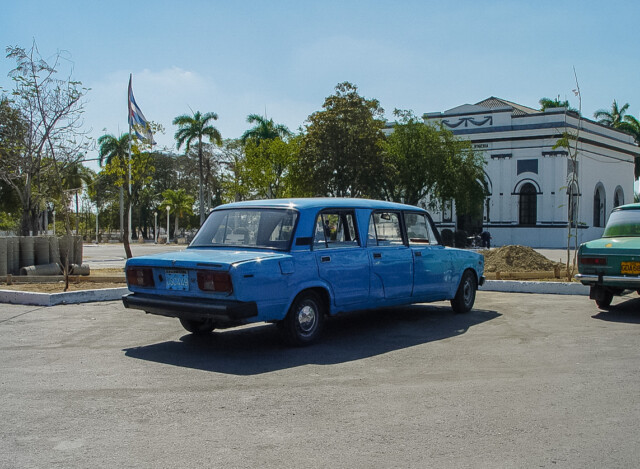 Limusina cubana