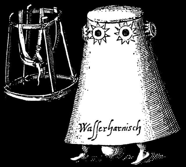 Franz Kessler Wasserharnisch