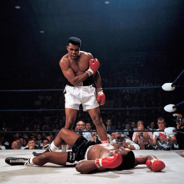 Muhammad Ali by Neil Leifer