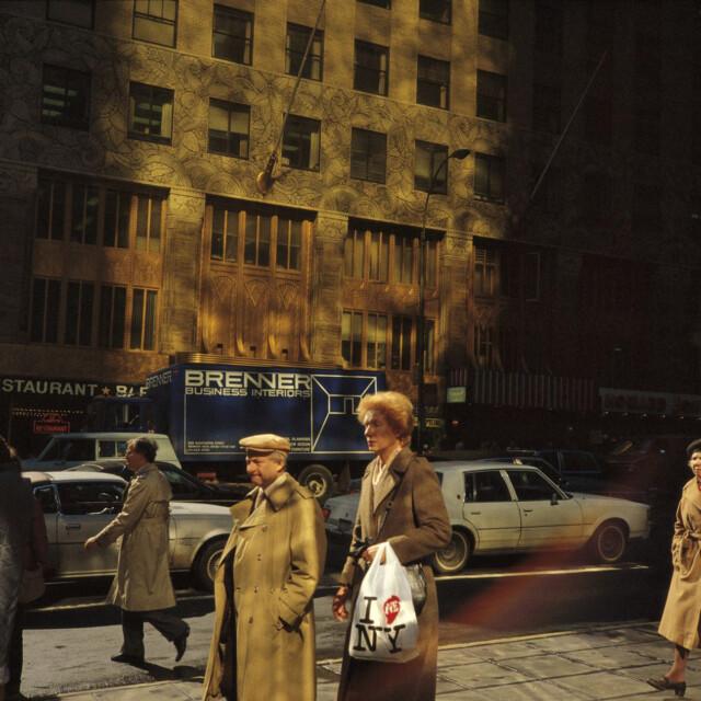 New York by Franco Fontana