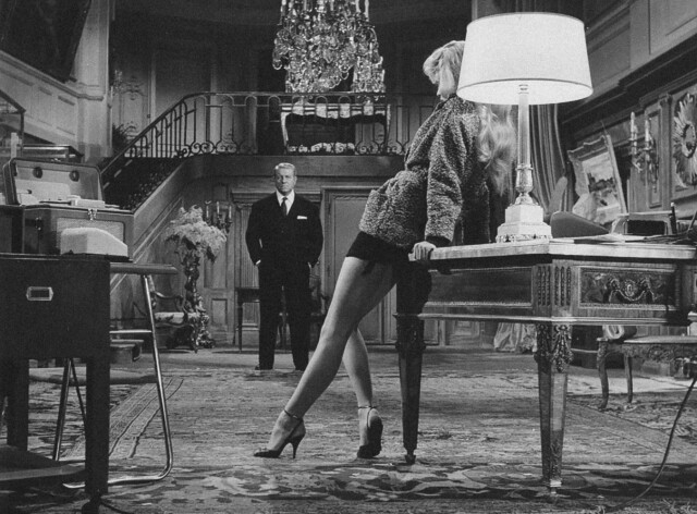 Brigitte Bardot in Love is my profession
