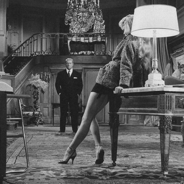 Brigitte Bardot in Love is my profession